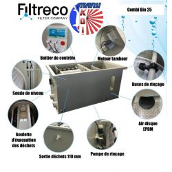 FILTRECO COMBI Bio 25