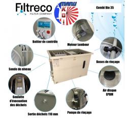 FILTRECO COMBI Bio 35