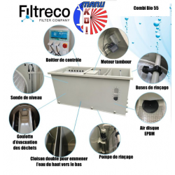 FILTRECO COMBI Bio 55