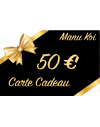 CARTES CADEAU 50€