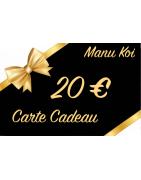 CARTES CADEAU 20€