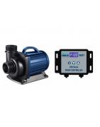 Pompe bassin filtration cascade plus de 20m3 par heure