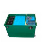 filtration systeme bassin carpe koi